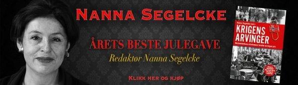 Nanna Segelcke Krigens Arvinger Herland Report