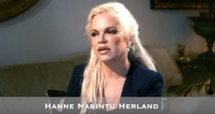 Hanne Herland Report Donald Trump for Nobel Peace Prize 2019: