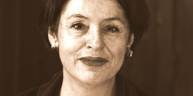 Krigens arvinger Nanna Segelcke sepia portrett snitt HErland Report