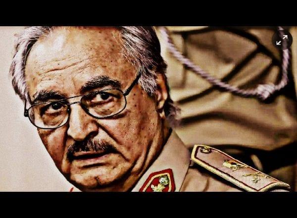 Haftar Libya ap