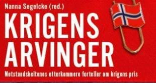 Krigens Arvinger Nanna Segelcke TITTEL