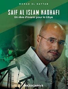 Saif al-Islam Gaddafi. The dream of Libya's future