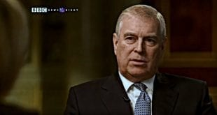 Prince Andrew Duke of York Jeffrey Epstein Maxwell Virginia Roberts BBC Herland Report