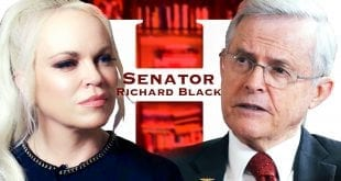 Senator Richard Black Hanne Herland Report Senator Richard Black on Deep State