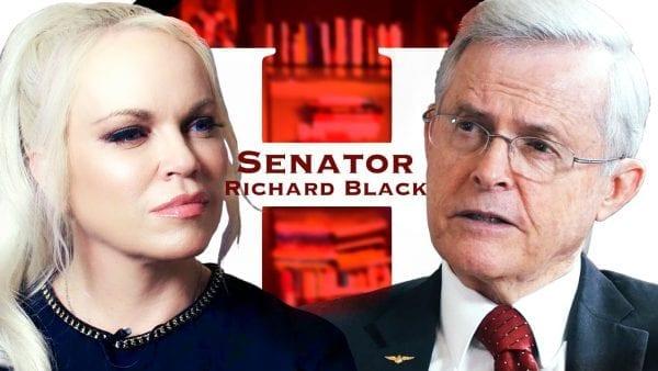 Senator Richard Black Hanne Herland Report Arbeiderpartiet har krigsforbryter til leder?