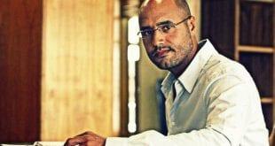Saif al Islam Gaddafi Liberation
