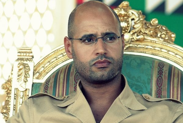 Saif al Islam Gaddafi Newsweek Herland Report