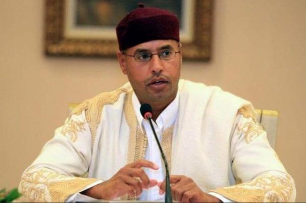 Saif al Islam Libya News.
