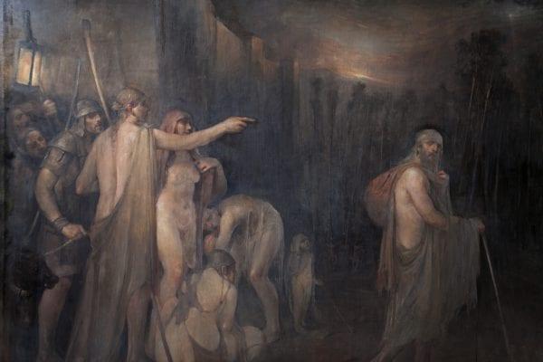 Sebastian Salvo Cave Of Apelles Nerdrum School Herland Report