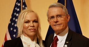 Senator Richard Black Hanne Herland Report Interview