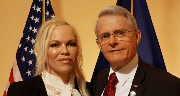 Senator Richard Black Hanne Herland Report Interview