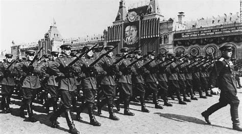 Cold war Herland Report