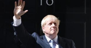 Getty boris Johnson Politico Herland Report UK