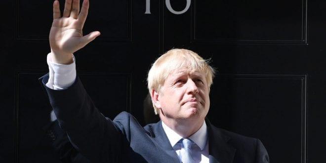 Getty boris Johnson Politico Herland Report UK