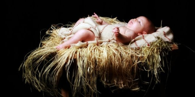The True Meaning of Christianity Jesus-baby-born-Christmas-Shutterstock-Herland-Report