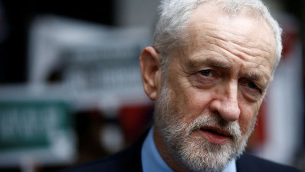 jeremy corbyn labour antisemittism UK Getty.