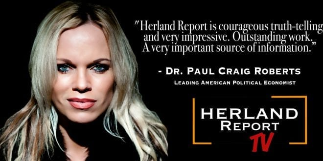 Feature banner Herland Report YouTube Robers quote