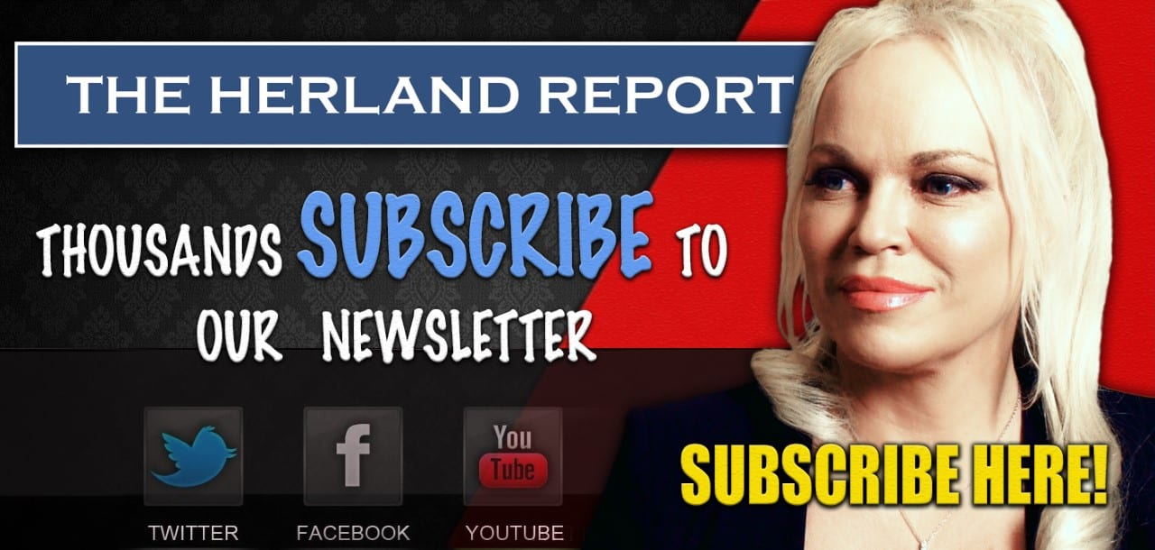 Herland Report Subscribe banner