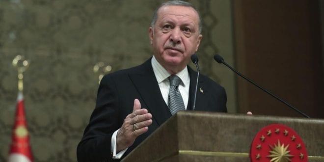 Erdogan AP Libya