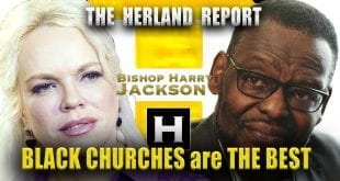 Black Churches are The Best Harry Jackson