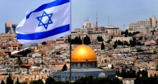 Israel and Jerusalem Helrand Report