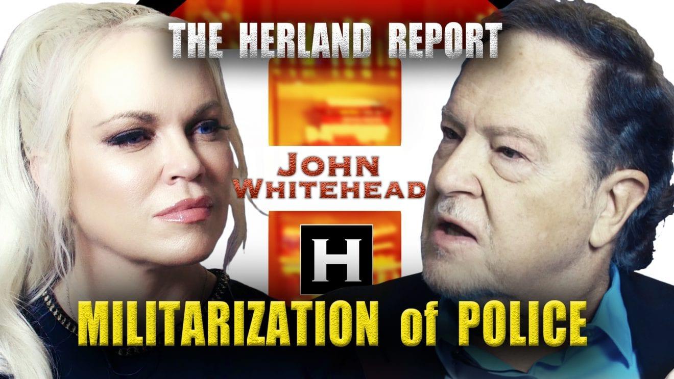 JOhn Whitehead at HErland Report thumb