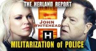 JOhn Whitehead at HErland Report thumb
