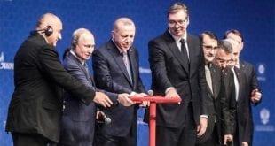 ap Opening of TurkStream Erdogan Putin
