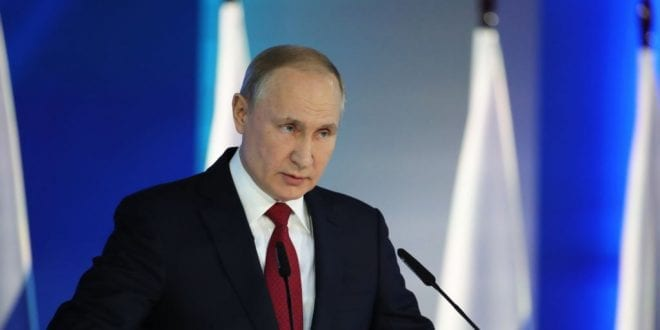 Russia Shift To More Of A Parliamentary System? Putin's Radical Reforms