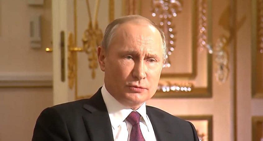 Vladimir Putin Megyn Kelly interview