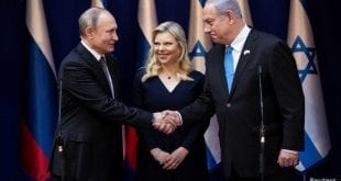 Putin Netanyahu As US crumbles, Russia exports more Gold than Gas, first time in history, Herland Report, Reuters
