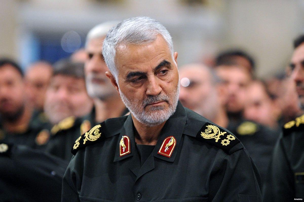 Qassem-Soleimani-Iran death Israel USA Mid East Monitor