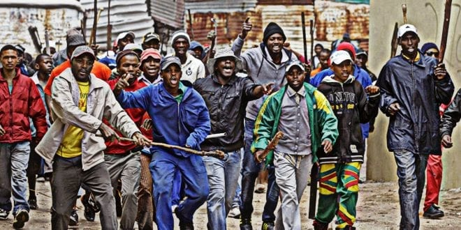 South Africa white genocide soweto ANC