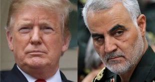 Trump Soleimani Iran Business Insider