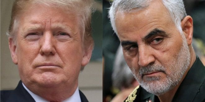 Trump Soleimani Iran Business Insider