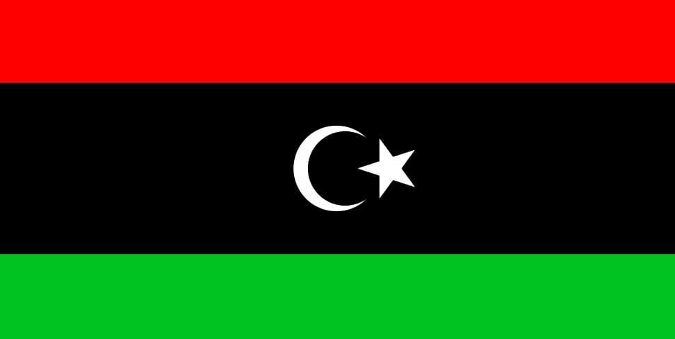 Libya Flag Wikipedia