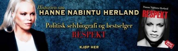 Kriminelle innflyttere utnytter Norge: Bestselgeren RESPEKT av Hanne Nabintu Herland