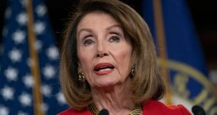 Nancy Pelosi is the rudest female in America nancy pelosi shutterstock