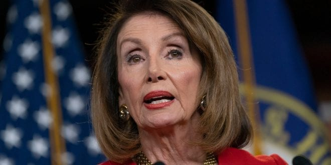 Nancy Pelosi is the rudest female in America nancy pelosi shutterstock