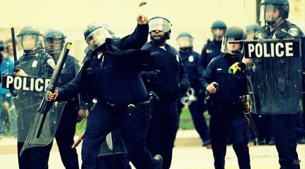 The Militia Militarization of US Police Force: Police-USA-Mintpress-News