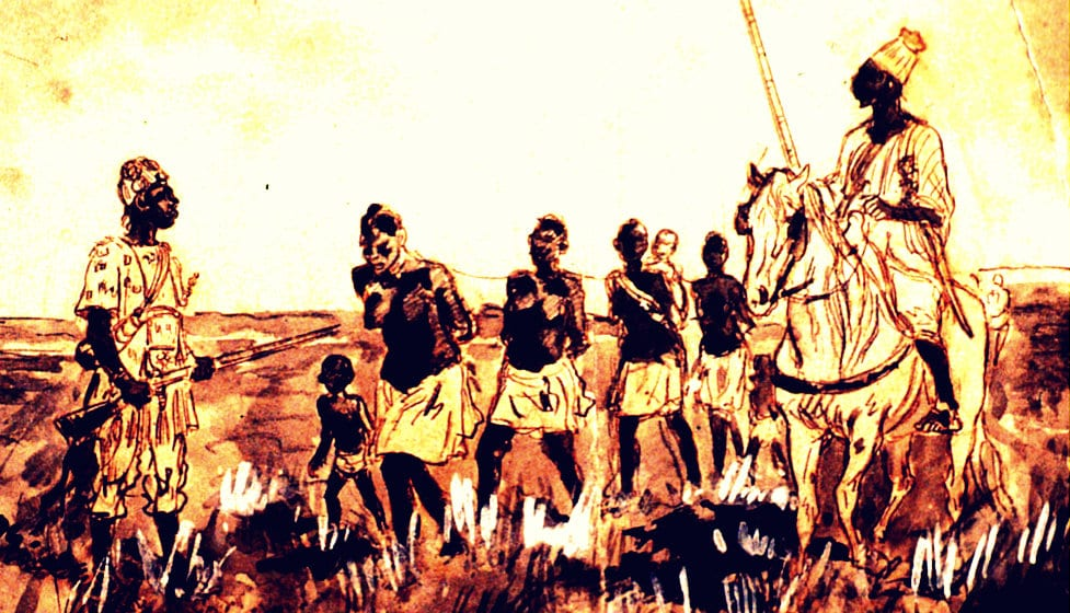 The Muslim Transatlantic Slave Trade: Raymond Ibrahim Herland Report