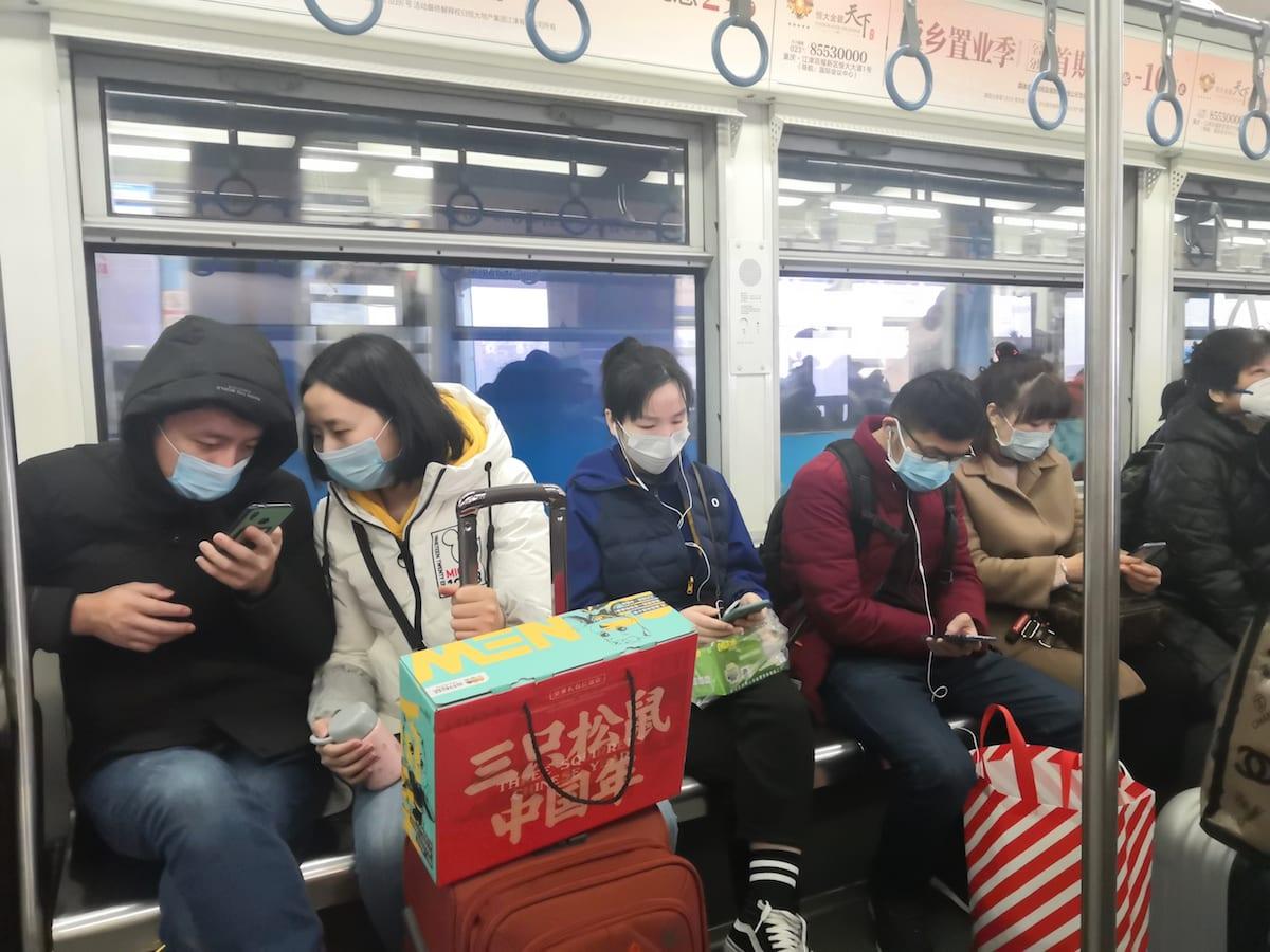 Who profits from Corona Virus, Shutterstock, China Herland Report