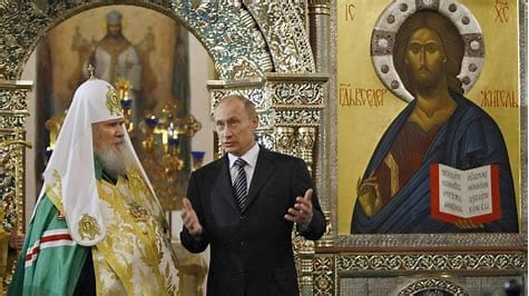 The geopolitical shift to the East: Vladimir Putin