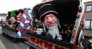 Why do Marxists and Socialists dislike Jews? Carneval in Belgium, 2020.