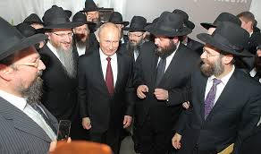 Why do Marxists and Socialists seem to hate Jews? Putin in Russia with orthodox Jews.