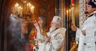 He is Risen - to all our brothers and sisters in the Orthodox world: Reuters
