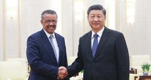WHO Tedros A. Ghebreyesus is China's man to push West to destroy itself? Herland Report CNN