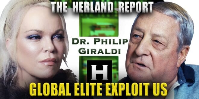 TV interview Herland Report: Dr. Phil Giraldi on Deep State and the problem of endless wars