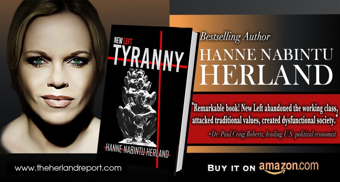 Chris J. Farrell: Hillary Clinton ran criminal enterprise from the White House: New Left Tyranny, Hanne Herland