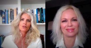 """Se YouTube intervjuet om min nye bok """"New Left Tyranny"""" med Iben Thranholm, Hanne Herland"""